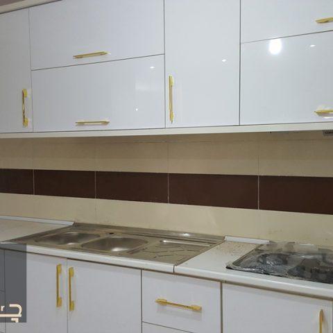 کابینت آشپزخانه منزل صفری در پردیسان ۱۴۷۶
