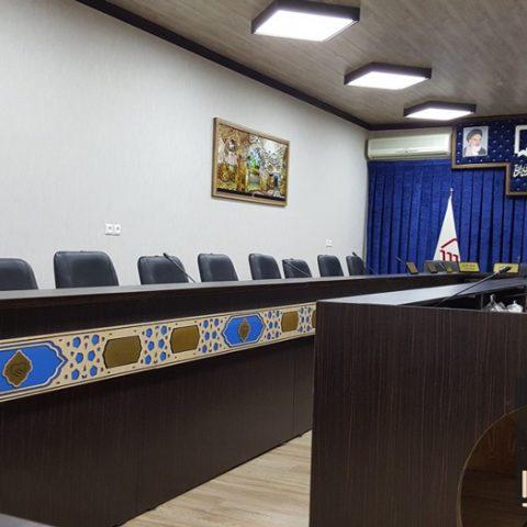 میز کنفرانس نظام مهندسی قم ۱۴۵۹