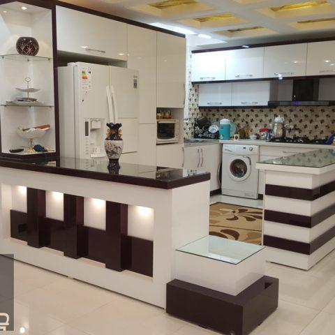 کابینت آشپزخانه آقای اسماعیلی ۱۶۱۴