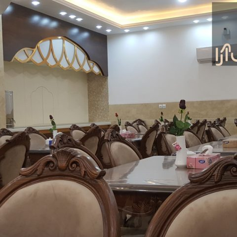 کابینت رستوران هتل مهتاب قم ۱۶۱۶