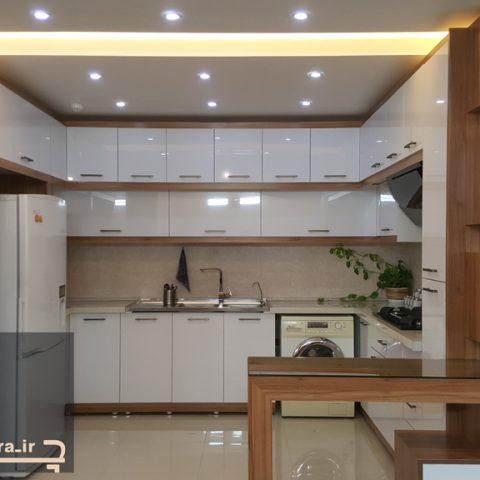 کابینت آشپزخانه آقای نیکوصحبت ۱۶۲۹