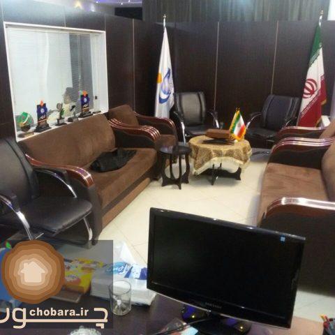 دکور اداری خبرگزاری فارس قم ۱۵۱۶