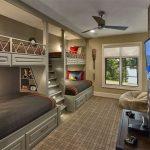 تخت دو طبقه اتاق کودک 10