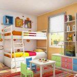 تخت دو طبقه اتاق کودک 111