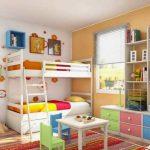 تخت دو طبقه اتاق کودک 112