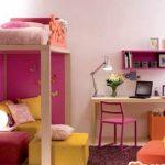 تخت دو طبقه اتاق کودک 118