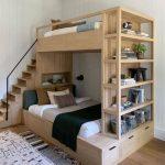 تخت دو طبقه اتاق کودک 12