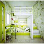 تخت دو طبقه اتاق کودک 128