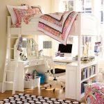 تخت دو طبقه اتاق کودک 134