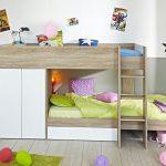 تخت دو طبقه اتاق کودک 137