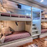 تخت دو طبقه اتاق کودک 16