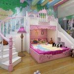 تخت دو طبقه اتاق کودک 17