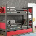 تخت دو طبقه اتاق کودک 23