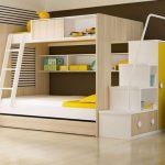 تخت دو طبقه اتاق کودک 29
