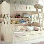 تخت دو طبقه اتاق کودک 3