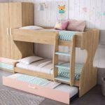 تخت دو طبقه اتاق کودک 30