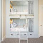 تخت دو طبقه اتاق کودک 33