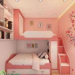 تخت دو طبقه اتاق کودک 38