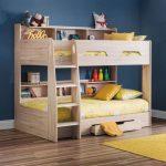 تخت دو طبقه اتاق کودک 40