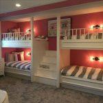 تخت دو طبقه اتاق کودک 42