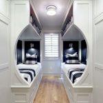 تخت دو طبقه اتاق کودک 47