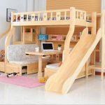 تخت دو طبقه اتاق کودک 51