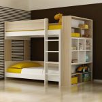 تخت دو طبقه اتاق کودک 53