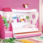 تخت دو طبقه اتاق کودک 65