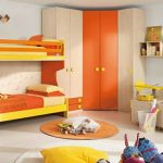 تخت دو طبقه اتاق کودک 80