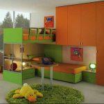 تخت دو طبقه اتاق کودک 83