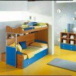 تخت دو طبقه اتاق کودک 85