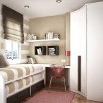 تخت دو طبقه اتاق کودک 86