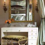 میز آرایش و آینه 49