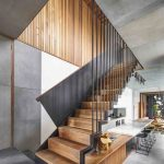 راه پله چوبی 10