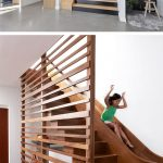 راه پله چوبی 2