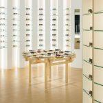 دکور فروشگاه عینک 2