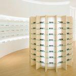 دکور فروشگاه عینک 4