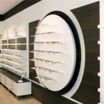 دکور فروشگاه عینک 6