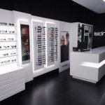 دکور فروشگاه عینک 8