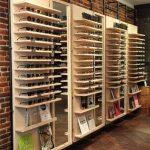 دکور فروشگاه عینک 9