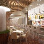 رستوران و فست فود و کافه 9