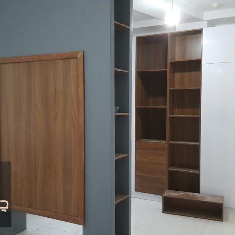کابینت آشپزخانه و کمد آقای قجری ۱۶۹۵