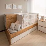 تخت و دکور اتاق کودک 1