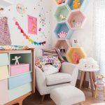 تخت و دکور اتاق کودک 4