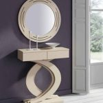 میز آرایش و آینه 58
