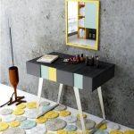 میز آرایش و آینه 93