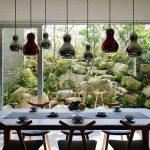 میز ناهار خوری و اپن آشپزخانه 137