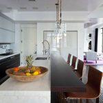 میز ناهار خوری و اپن آشپزخانه 158