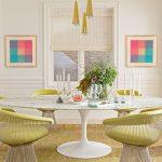 میز ناهار خوری و اپن آشپزخانه 167