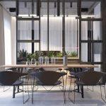 میز ناهار خوری و اپن آشپزخانه 183